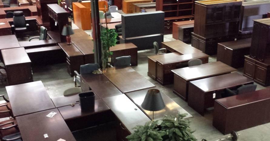 jual barang bekas kantor