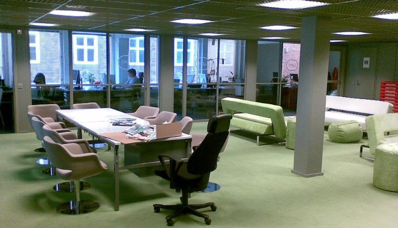 Persiapan Kantor Baru