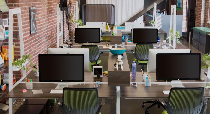 Desain Ruangan Kantor Sederhana