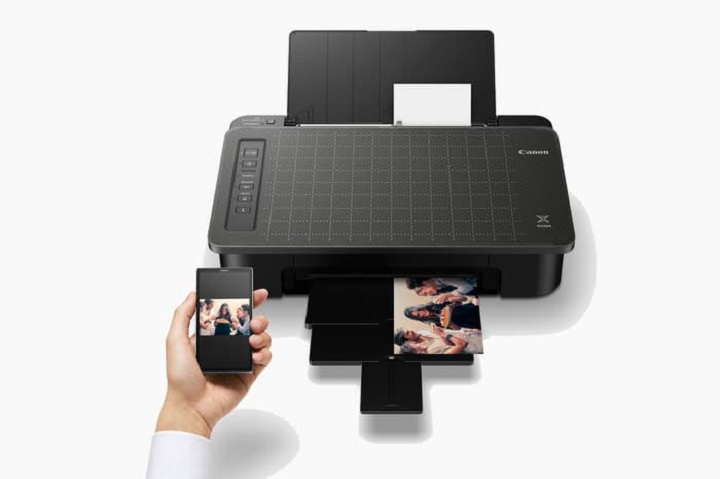 rekomendasi printer untuk kantor canon ts307