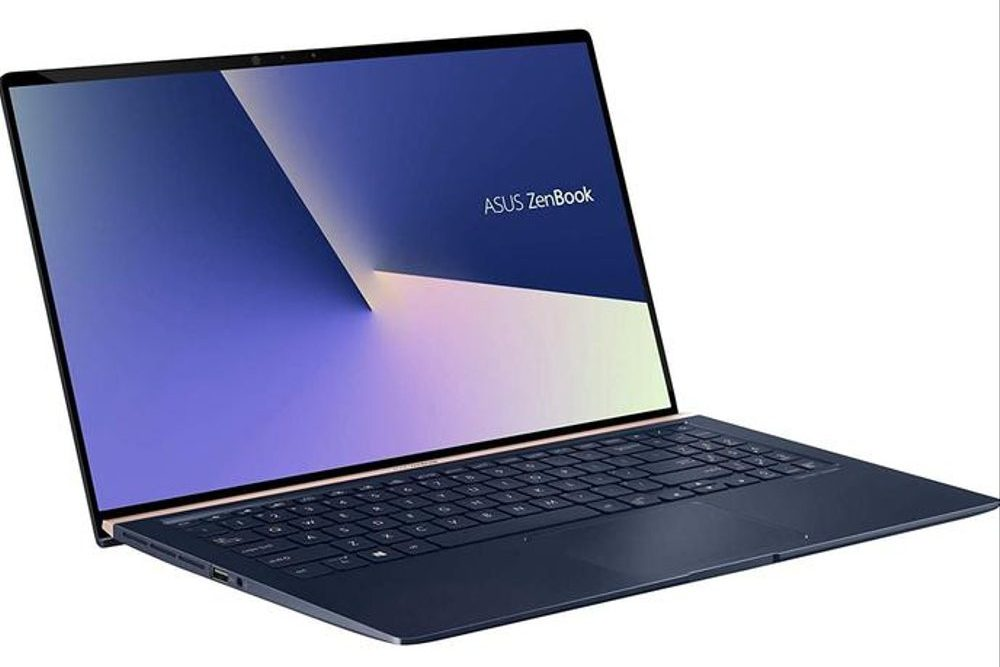 laptop asus zenbook 15