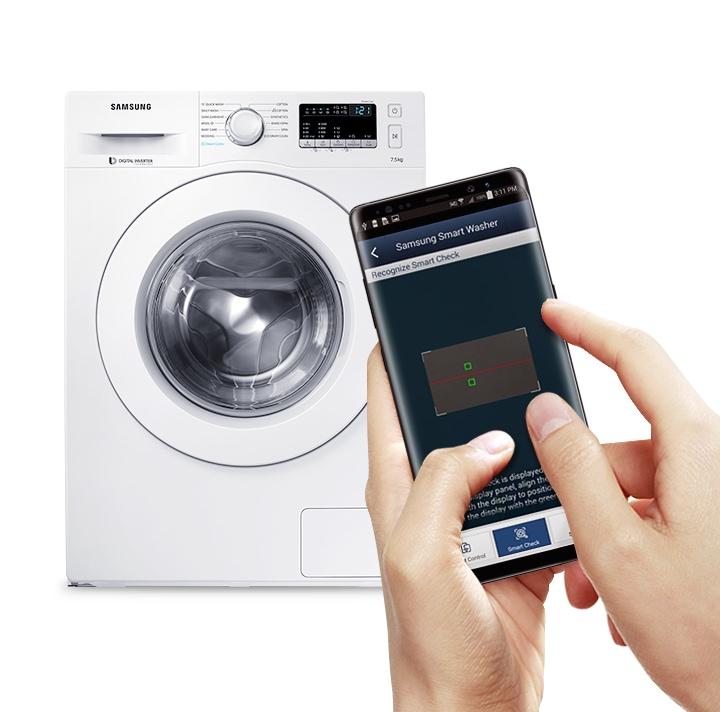 mesin cuci merk samsung