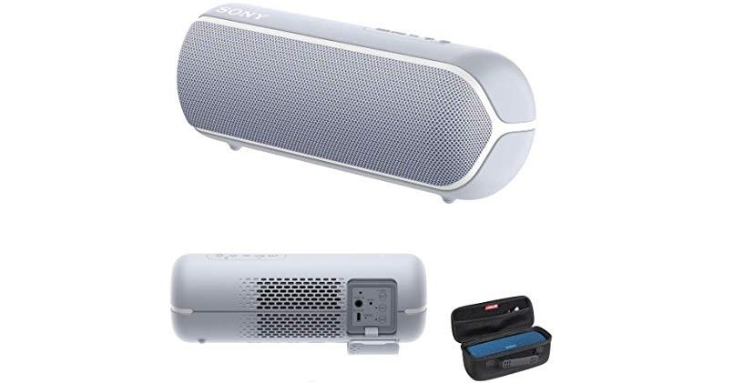 speaker portable merk sony