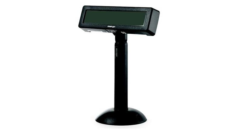 pole display komputer kasir